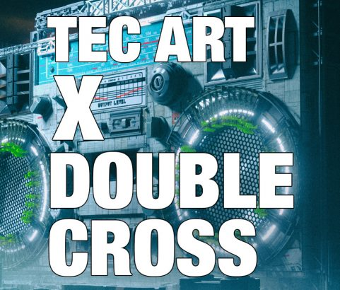 TEC ART x Double Cross